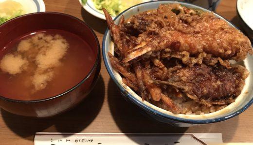 孤独のグルメseazon8がこれから放送の地域も!ロケ地巡礼 天ぷら「中山」の黒天丼