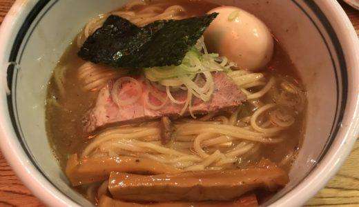 超人気ラーメン店「こうかいぼう」門前仲町 飲み干せるスープ♪